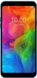 LG Q7 32GB LMQ610NM 32Gb Blue РСТ уценка